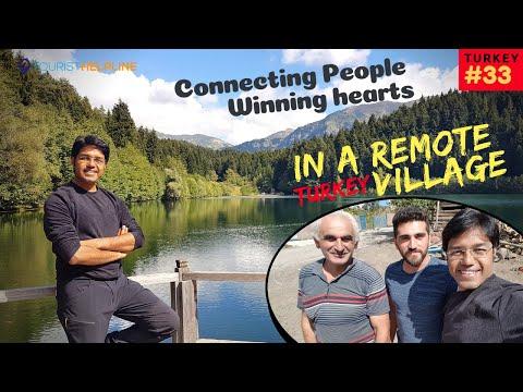 Most Beautiful Village In Turkey With Friendliest Villagers