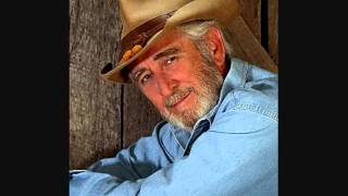 (Turn Out The Light) AND LOVE ME TONIGHT   DON WILLIAMS.wmv