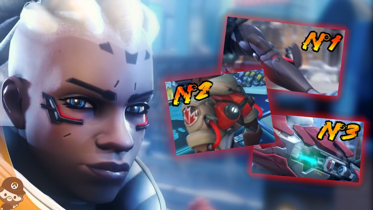 Download SOJOURN: Un DPS avec une arme ANTI-SHIELD ? - Analyse - Overwatch FR