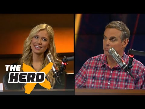 Cowherd: The '95-96 Bulls were the best team I've ever seen | THE HERD