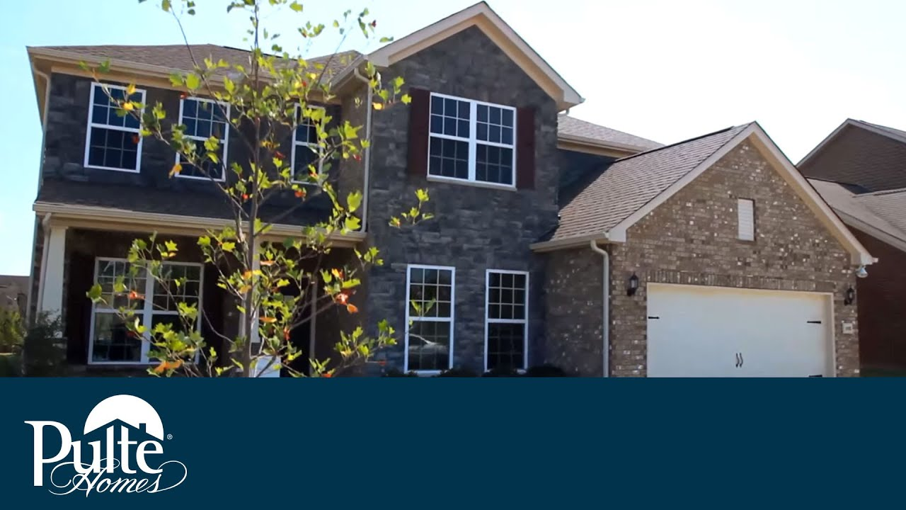 New Homes In Nashville Tennessee Brixworth By Pulte