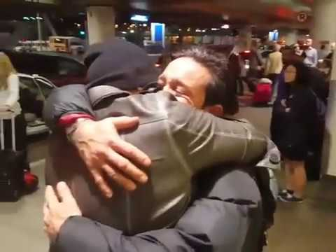 Brothers reunite after 21 years