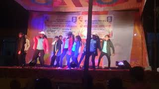 Khanderaya zali mazi daina dance