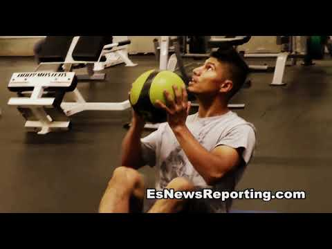 4 Div Champ Mikey Garcia Ready For Any Champ 135-140-147 - EsNews Boxing