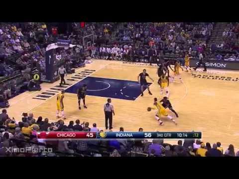 Chicago Bulls vs Indiana Pacers   Full Game Highlights   November 27, 2015   NBA 2015 16 Season