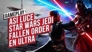 Así luce STAR WARS: JEDI FALLEN ORDER en 2K ULTRA en PC