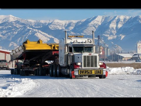 The Best Heavy Equipment Hauling Company In Anchorage, AK 99501 - Alaska Building Block