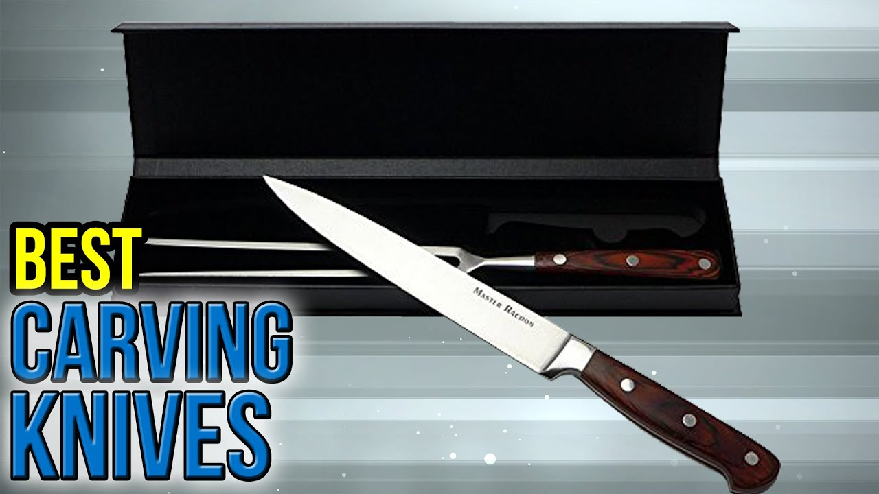 8 Best Carving Knives 2017 - YouTube