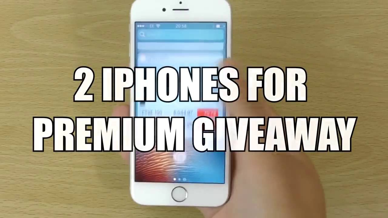 iphone 6 giveaway indonesia