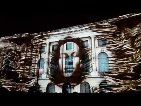 National Museum of Art of Romania - Bucharest Light Festival 2017