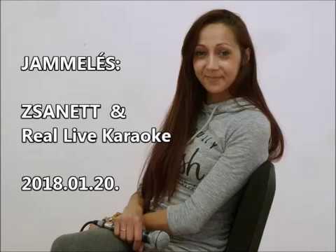 Jammelés – Zsanett & Real Live Karaoke (2018.01.20.)