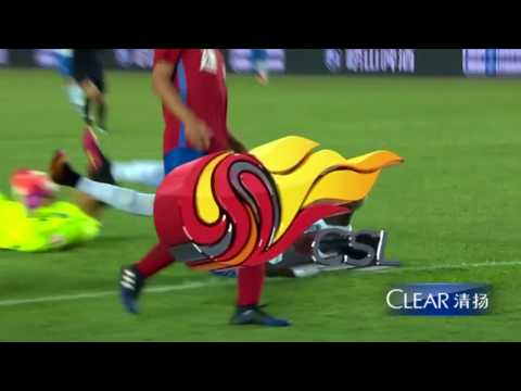 HIGHLIGHTS Henan Jianye vs Tianjin Teda 河南建业vs天津亿利 | CSL 2017 Round 15