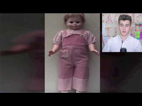 Haunted Dolls Caught Moving On Camera