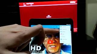 Cep Telefonu Ekranını Kablosuz Televizyona Yansıtma