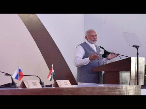 PM Modi's Speech at Joint Press Statement with President Putin - BRICS 2016