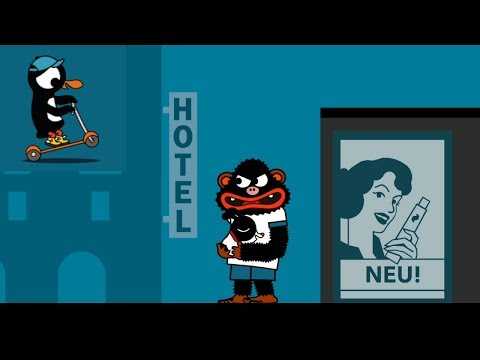 Berlin Scooter - gameplay android HD 1080p