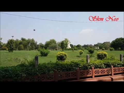 Mughal gardens-Agra