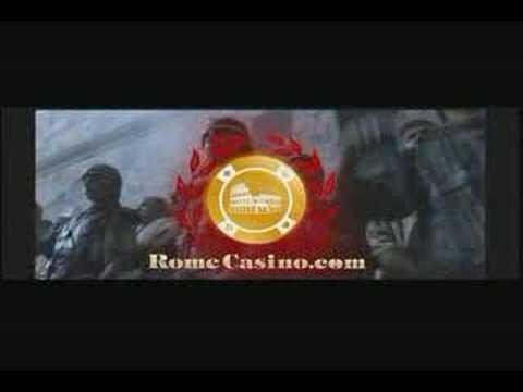 Rome Casino Trailer