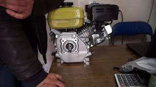 обзор двигателя DON INTER R-168F (ставиться на неву)