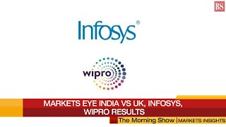 India vs UK, Infosys and Wipro Q2 numbers in focus for markets today