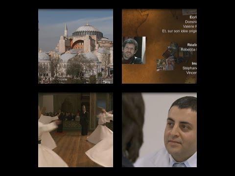 Semazenler ve İstanbul Hakkında Hazırlanan Fransızca Belgeselde, Dr.Murat Enöz, Semazenlerde ...