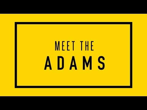 Meet The Adams - Forum Play 2014