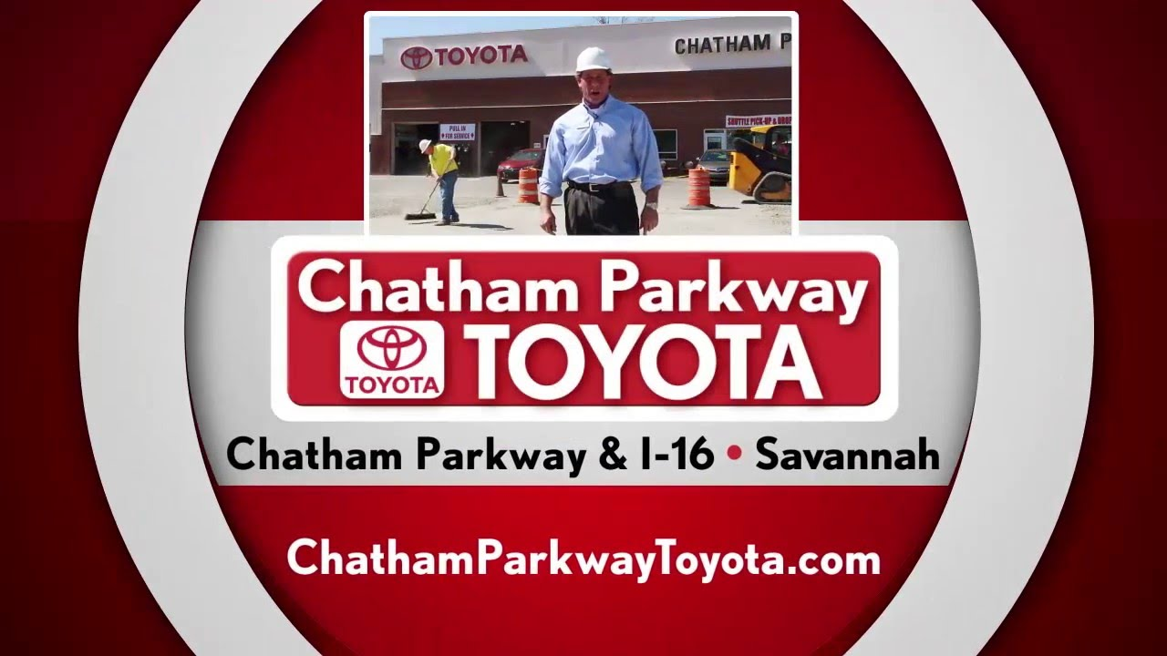 Chatham Parkway Toyota >> Construction Sale Happening Now At Chatham Parkway Toyota Youtube