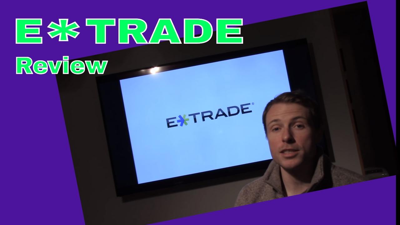Etrade platform review
