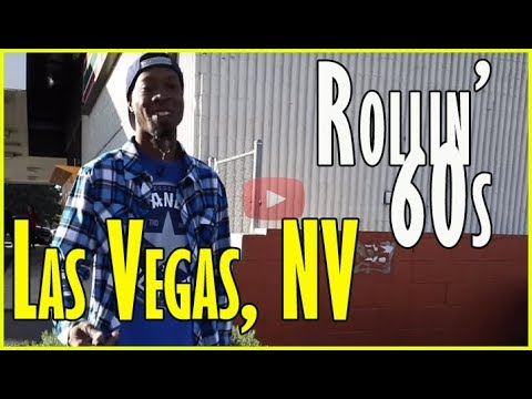 Los Angeles gangs in Las Vegas, Rollin 60s in LV and growing up as a foster kid