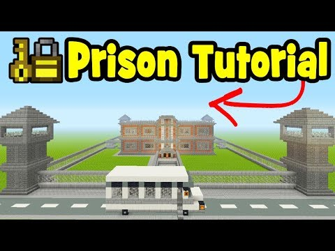Minecraft Tutorial: How To Make A Prison