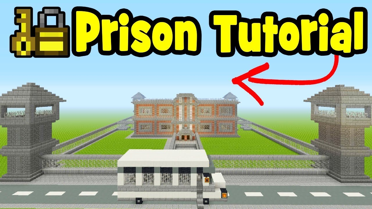 How To Make A Minecraft Prison