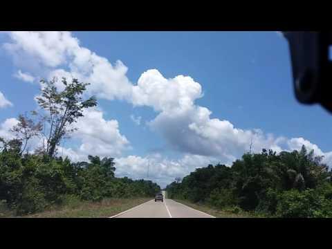 Suriname road trip