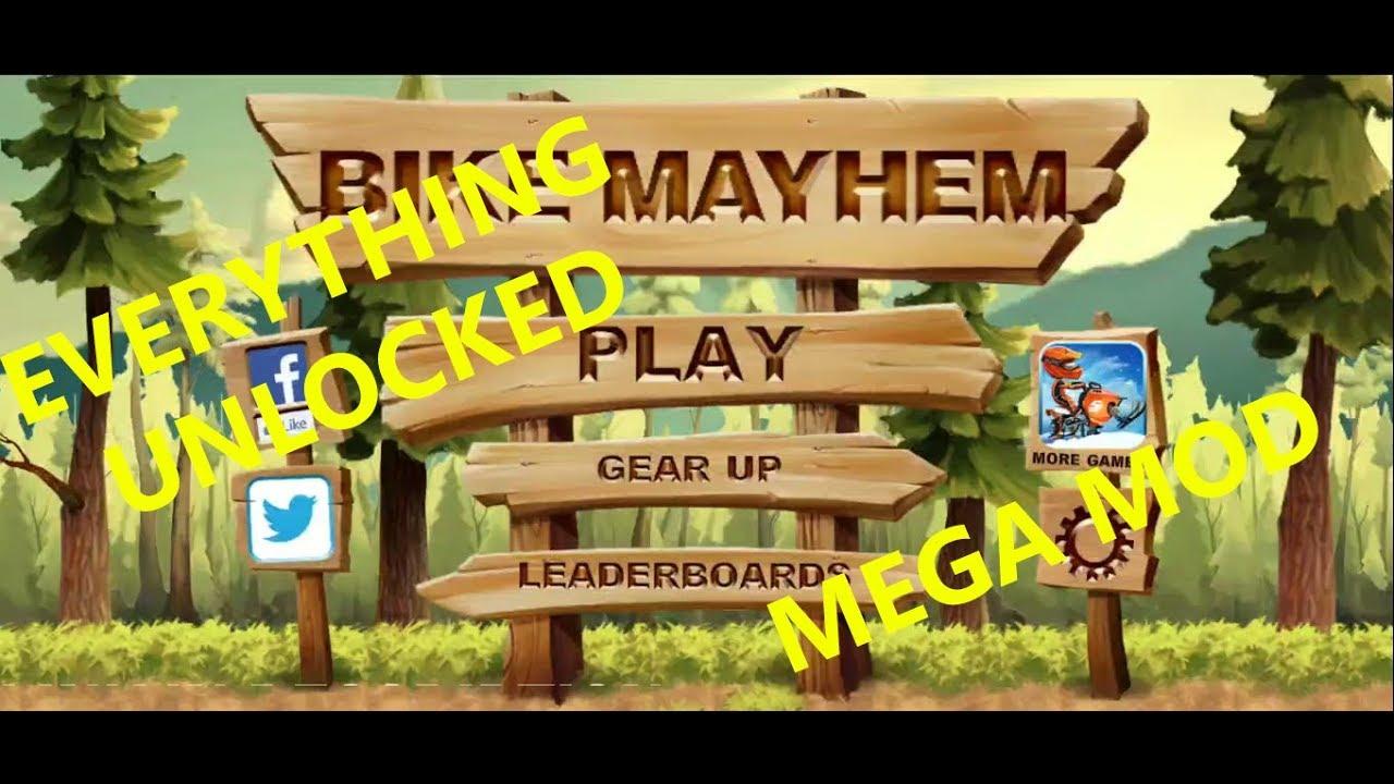 Bike Mayhem Free Mega Mod Apk With Download Link Mega Mod Apk