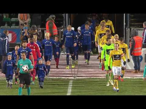 Stabæk 3-0 Start, Eliteseriens 30. runde 2016