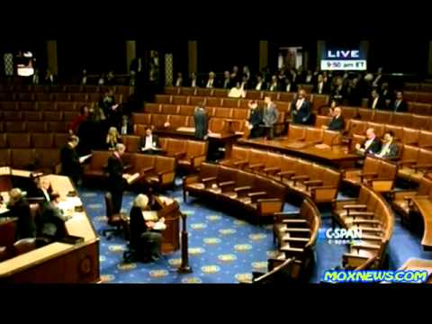 New House Of Representatives Reads The U.S. Constitution For Only The Third Time In History