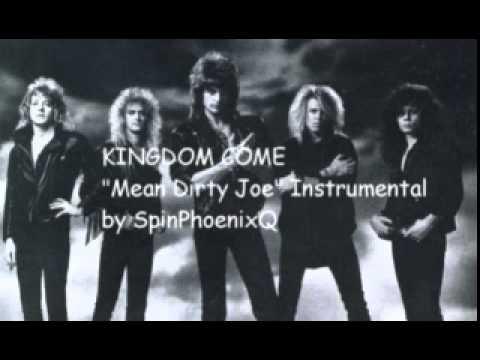 KINGDOM COME - Mean Dirty Joe - Instrumental Cover