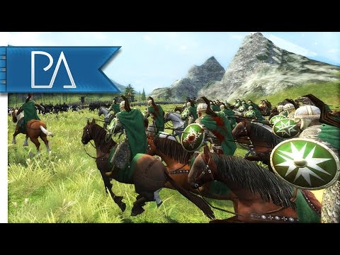 Glorious Battle in the Iron Hills: Sub-Commanders Battle - Third Age Total War Mod Gameplay