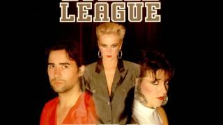 Human League - Human (Lyrics)