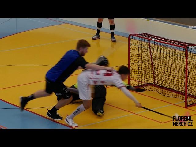 #Mistr31 - MatchDay #17 - Přípravné utkání  FB Hurrican Karlovy Vary vs UHC Weißenfels