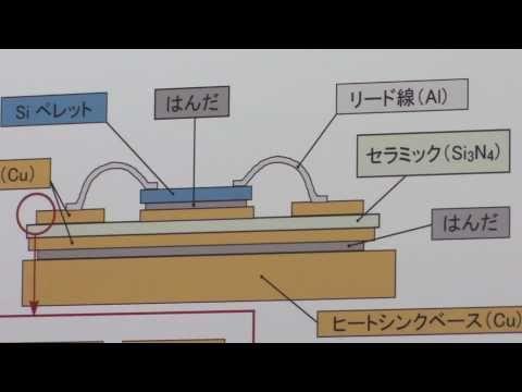 Silicon Nitride Substrate:Toshiba