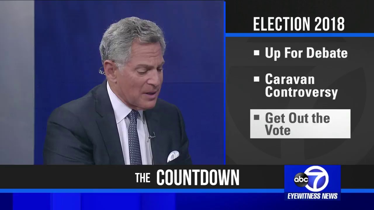 The Countdown: Leading candidates for NY gov, senate square off in debates