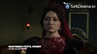 Кёсем Султан 37 серия 7 анонс 2 на русском языке озвучка
