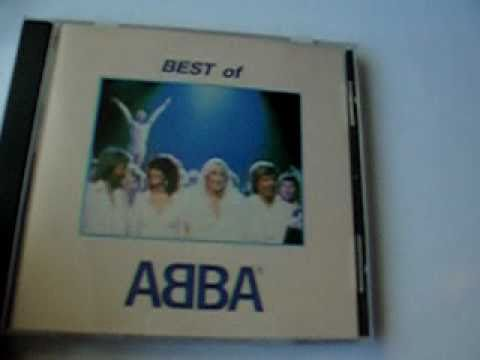 ABBA Best Of ABBA CD KOREA Hyper Rar