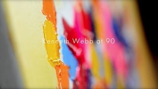 Kenneth Webb at 90