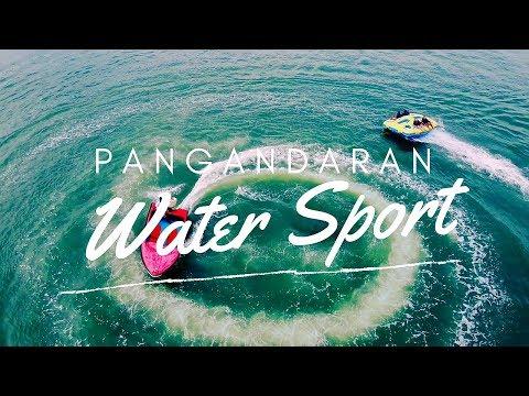 water-sport-pantai-timur-pangandaran-|-snorkeling-|-banana-boat