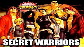 "Conoce a los ""SECRET WARRIORS"" de MARVEL (Agents of S.H.I.E.L.D. 3° Temporada) 