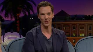 My friend doesn't like Benedict Cumberbatch so I made this video to brainwash her
