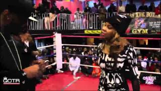 QUEEN OF THE RING 40 B.A.R.R.S. vs DAYLYT
