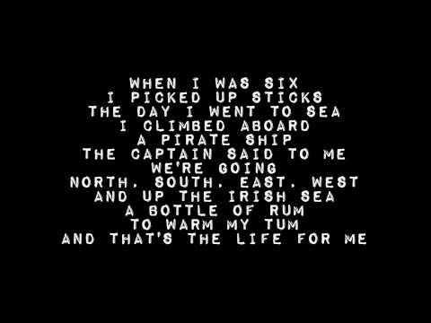 The Pirate Song - lyrics