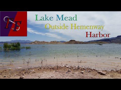 Lake Mead Fishing Near Hemenway Marina